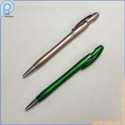 bút bi nhựa ánh kim